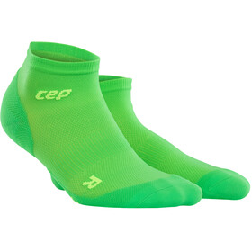 cep Dynamic+ Ultralight Low-Cut Socks Herre viper/green